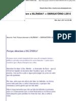 sLD - Gmail - Porque silenciam a ISLÂNDIA