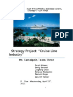 Cruise Lines Industry Analysis