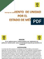 Movimiento Unidad Por El Estado de Mxico 2011