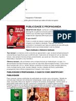 Apostila Publicidade e Propaganda