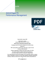 F5 Performance Management Passcards BPP