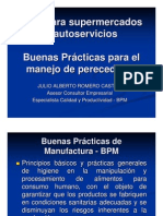BMP Para Supermercados y Autoservicios