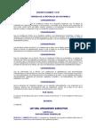 DECRETO NUMERO 114-97     LEY DEL ORGANISMO EJECUTIVO (Y SUS REFORMAS)