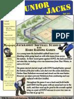 Junior Jacks Newsletter - Apr. '11