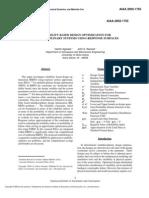 Reliability Based Design Optimization for Multidisciplinary Systems Using Response Surfaces