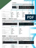 CATA 2011 2 SON Amplificateurs