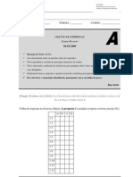 Exame 04-02-2009