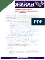 CONVOCATORIA OLIMPIADAS BIBLICAS JOHANAN 2020.docx (1) (1)