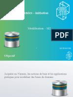 BdD Modelisation-M2 DR