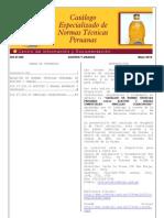 Normas Tecnicas Peruanas Aceites
