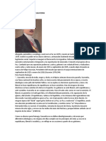 Biografia de Bautista Saavedra