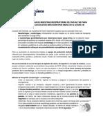 PROTOCOLO DE TOMA DE MUESTRAS RESPIRATORIAS DE VÍAS ALTAS PARA DIAGNÓSTICO MOLECULAR DE INFECCIÓN POR SARS-COV-2 (COVID-19)