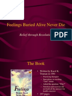 Feelings Buried Alive - Slides