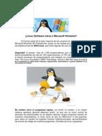 Windows o Linux