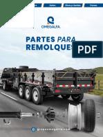 Catalogo Remolques 2021