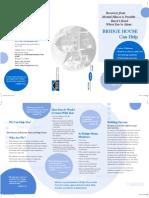 Bridge House Services Brochure