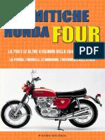 Le Mitiche Honda Four