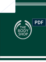 Media Plan - The Body Shop