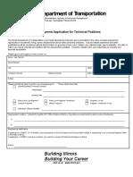 IDOT Application