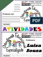1 AEE Escrita Do Nome Yago Alexandre Marques Ferreira