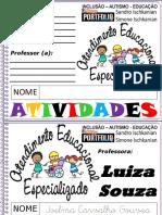 1 AEE Escrita Do Nome Joelma Carvalho Gouvêa