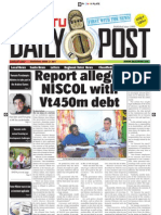 Today's Frontpage April 21 2011