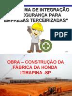 Integração Toda Itirapina - 2014 - Terceiros