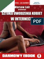 Sztuka Uwodzenia Kobiet w Internecie