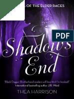 The Elder Races 09 - Shadow's End - Thea Harrison