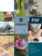 Interweave Spring 2011 Catalog