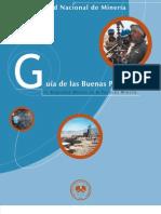 GUIA D LAS BUENAS PRACTICAS EN SEGURIDAD MINERA EN AL PEQUEÑA MINERIA