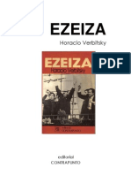 Verbitsky, Horacio - Ezeiza