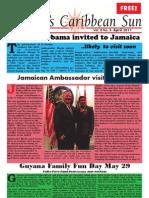 Caribbean Sun April 2011 Issue