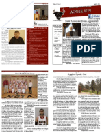 Aggie Up Volume 3, Issue 13