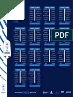 Calendario-Futsal-Serie-A2-2021-2022