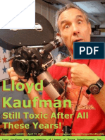 Songwriter's Monthly, April '11, #135 - Lloyd Kaufman