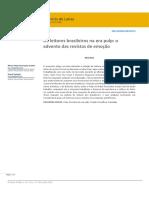 Os Leitores Brasileiros Na Era Pulp o Advento Das