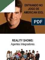 Cultura da Convergência - Capítulo 2 - Entrando No Jogo de American Idol