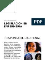 Circunstancias Excluyentes de Responsabilidad Penal