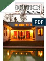 Eclolution Eco Home Journal, Spring 2010