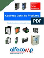 Catálogo de Produtos Alfacomp - Janeiro 2011