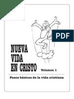 Nueva Vida en Cristo Vol1