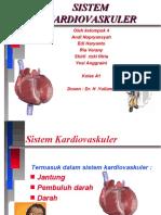 Slide Makalah Anatomi Sistem Kardiovaskuler