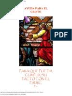 El Pacto Salvador Del Cristo Con El Padre