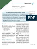 Analisis de Riesgo Microbiologico