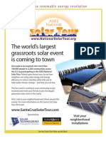 Solar Homes Tour Guide Santa Cruz
