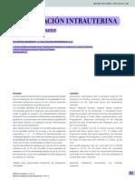 IIU - Inseminacion Intrauterina
