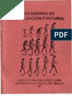 cuaderno de postural