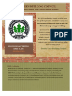 The Green Team Client Based E Flyer PDF