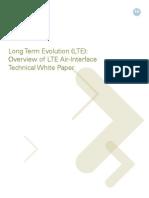 Lte Air Interface Whitepaper